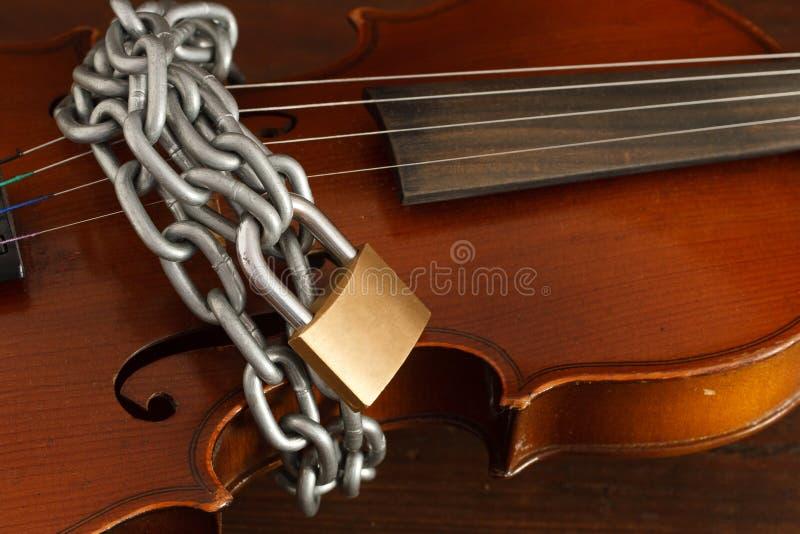 Zatrzymuje muzykę obrazy royalty free