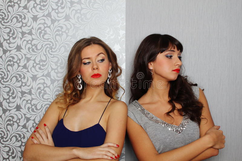 Zauber-Mädchen stockbilder