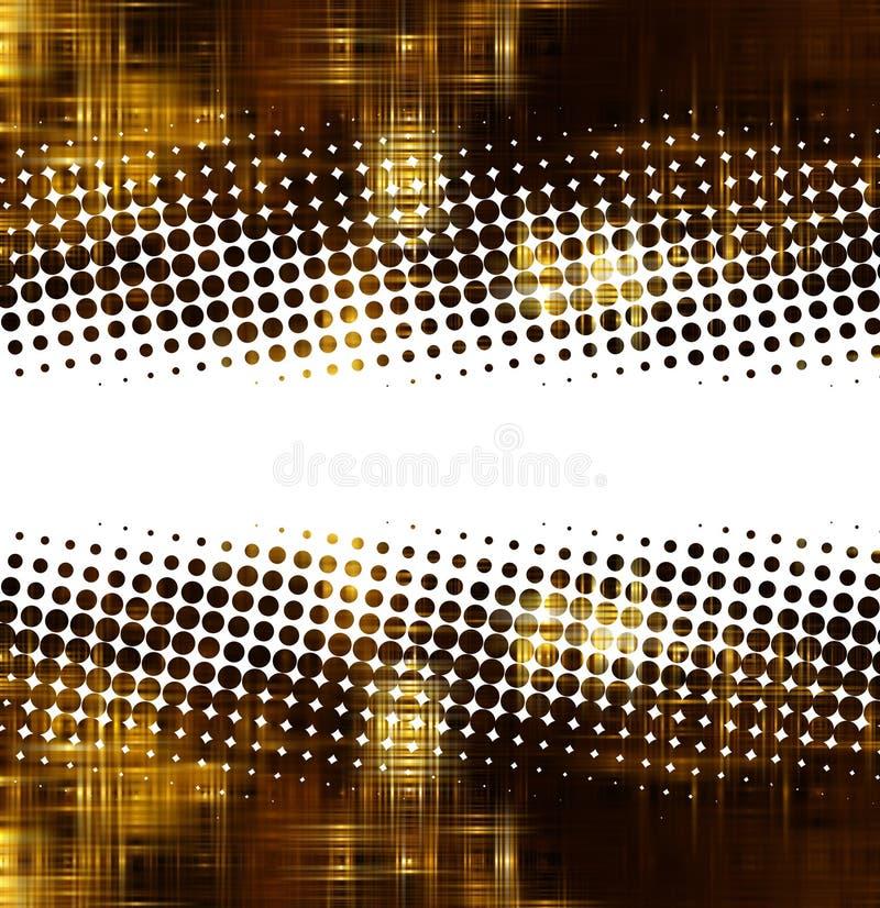 Zauberhalbtonbild vektor abbildung