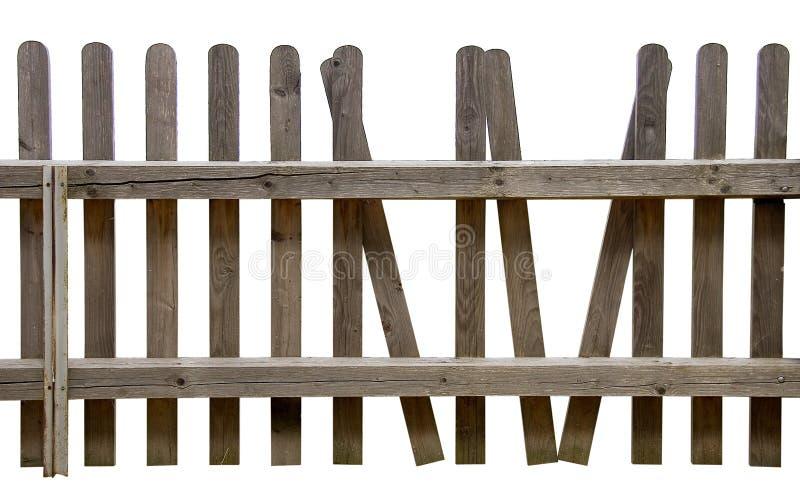 Zaun. lizenzfreie stockbilder