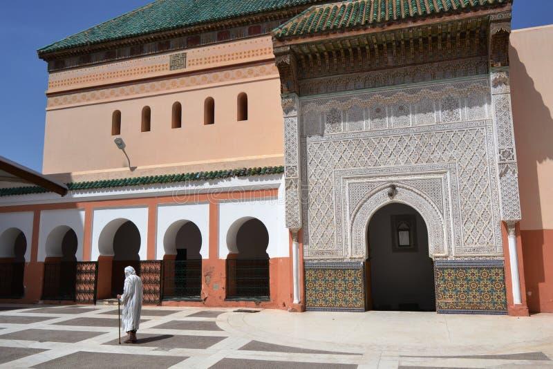 Zawiya Sidi Bel Abbes fotos de archivo libres de regalías