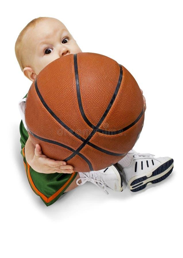 zawodnik koszykówki zdjęcia stock