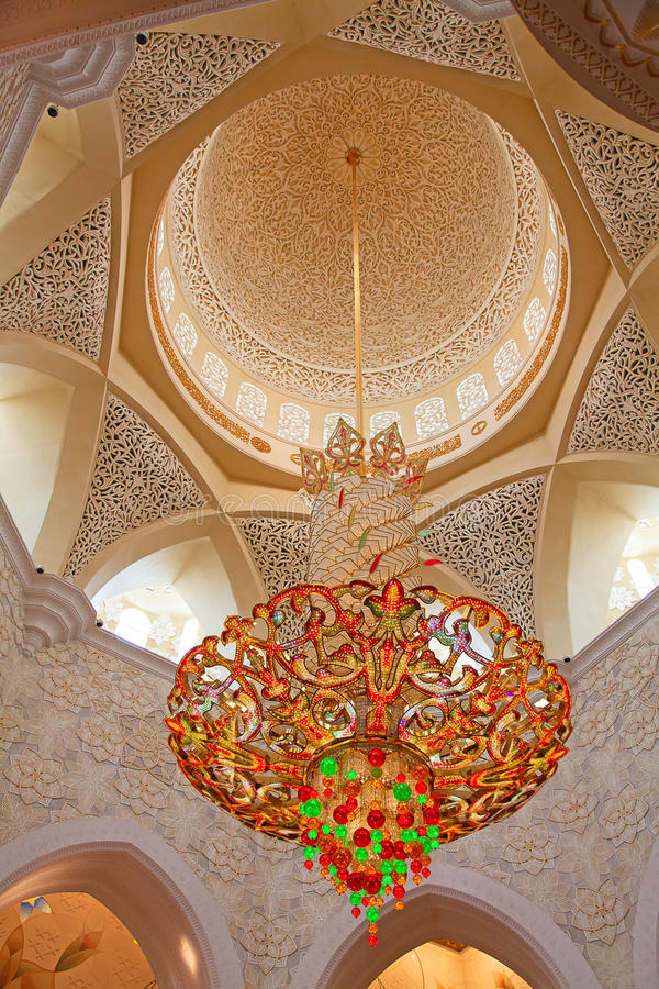 zayed moskésheikh arkivbilder