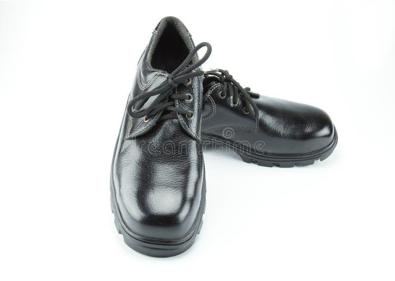 Zbawczy but na Białym tle zdjęcie stock