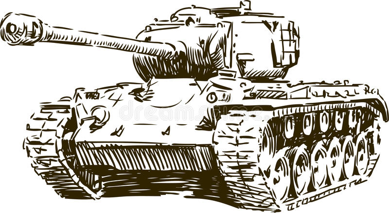 Zbiornik 1 ilustracja wektor