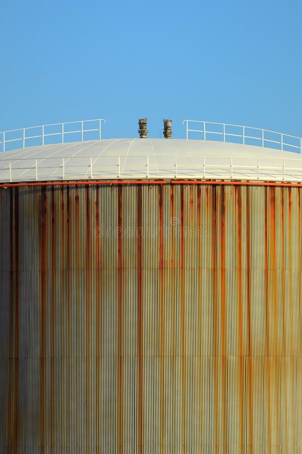 zbiornik oleju zdjęcia stock