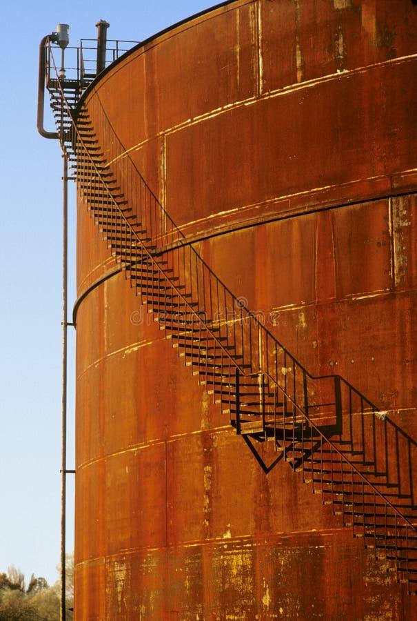 zbiornik paliwa zdjęcie stock