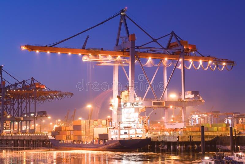 zbiornika statek zdjęcie stock