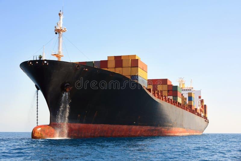 zbiornika statek zdjęcia stock