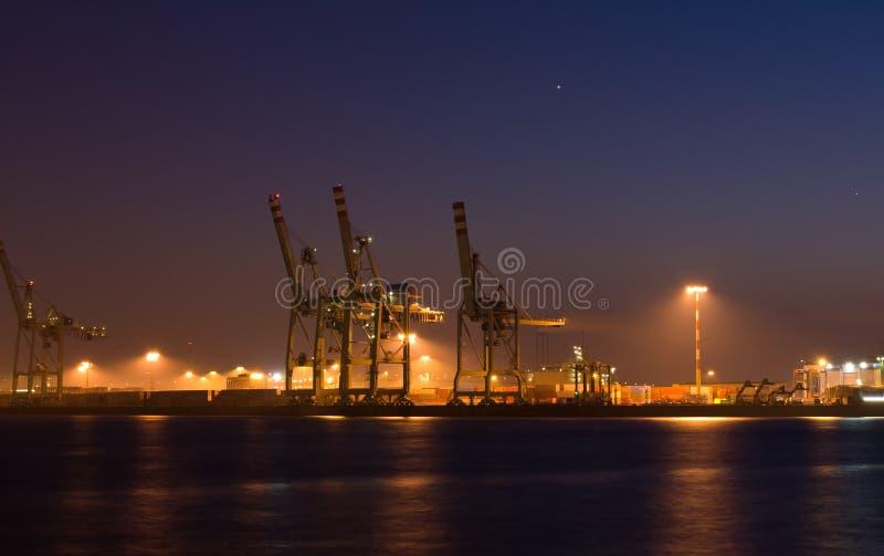 zbiornika terminal zdjęcia stock