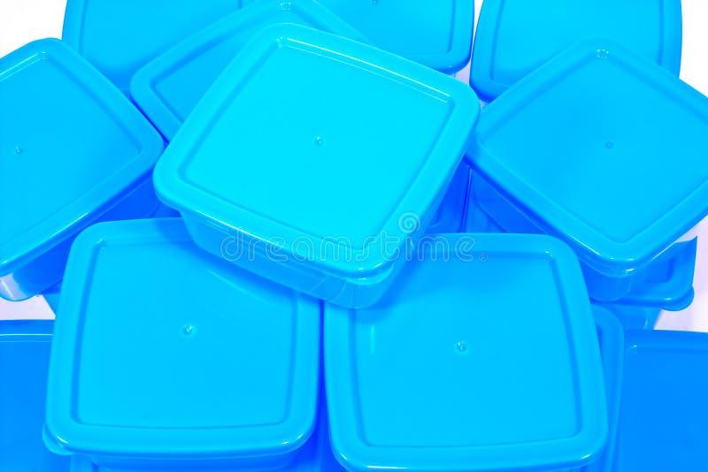 zbiorniki plastikowi zdjęcie royalty free