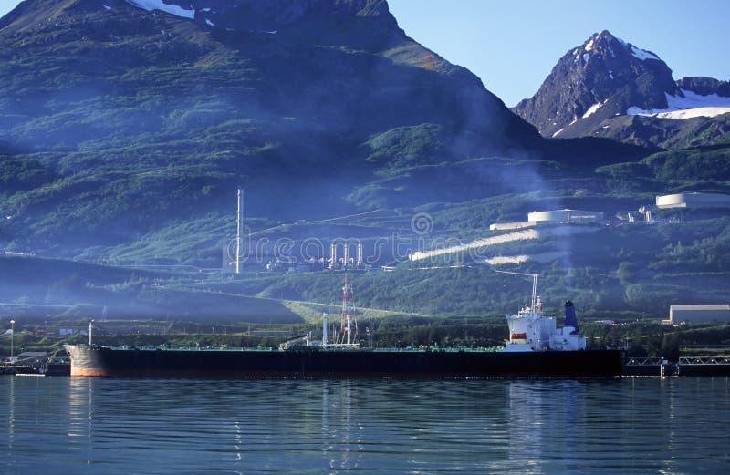 zbiornikowce do przewozu ropy naftowej obraz stock