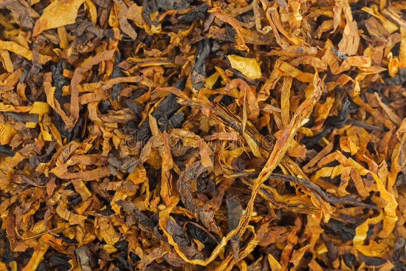 Zbliżenia tła tekstura klasyk mieszał aromatycznego fajczanego Toba zdjęcia stock