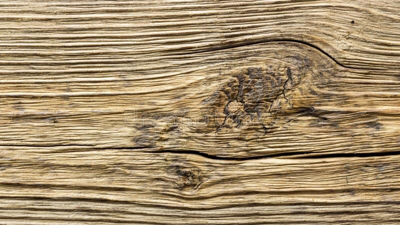 Zbliżenia tło Żółta drewniana tekstura zdjęcia stock