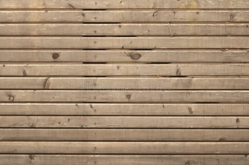 Zbliżenia tło Żółta drewniana tekstura zdjęcie stock