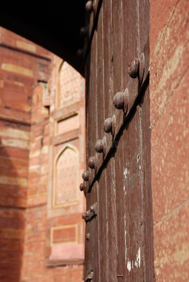 zbliżenia wejścia brama zdjęcia stock