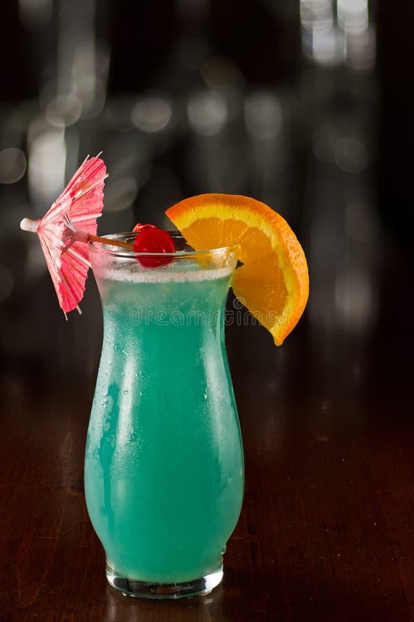 Błękitny hawajczyk zdjęcia stock