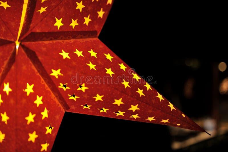Download Zbliżenie Boże Narodzenie Gwiazda Obraz Stock - Obraz złożonej z grafika, christmas: 28969529