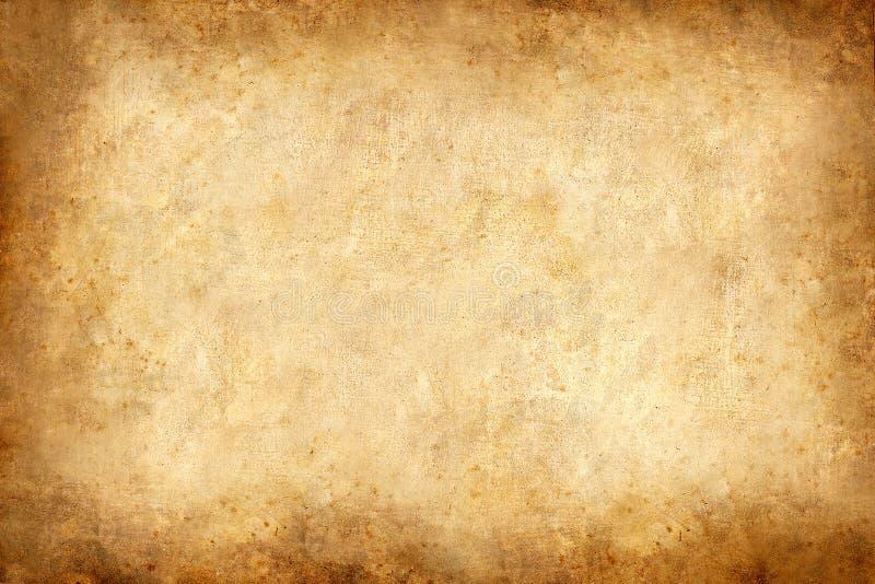 Stara papierowa tekstura obraz royalty free