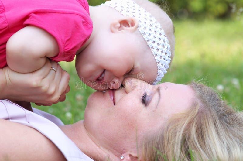 Zbliżenie portret szczęśliwy dziecko zdjęcie royalty free