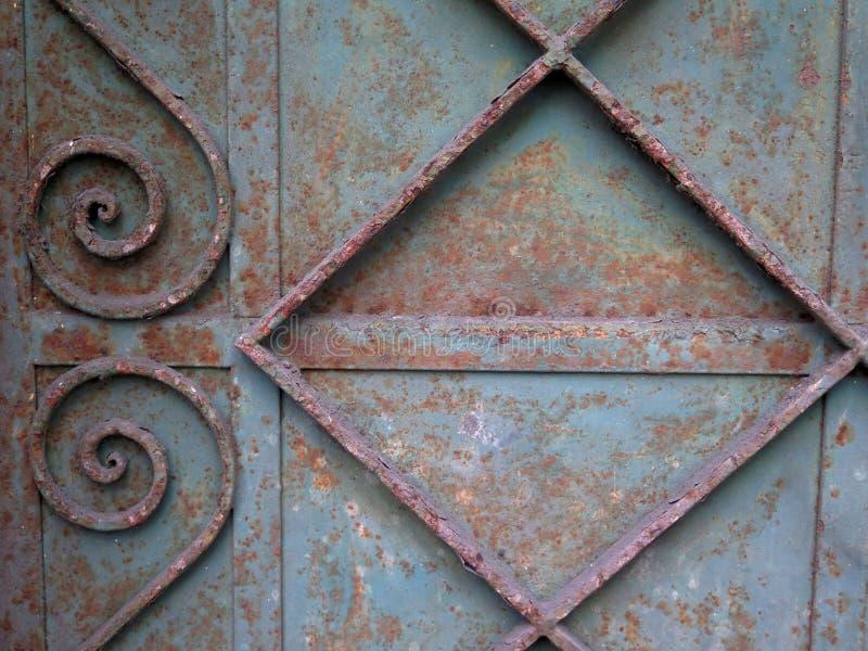 Zbliżenie stary ogrodzenie obrazy stock
