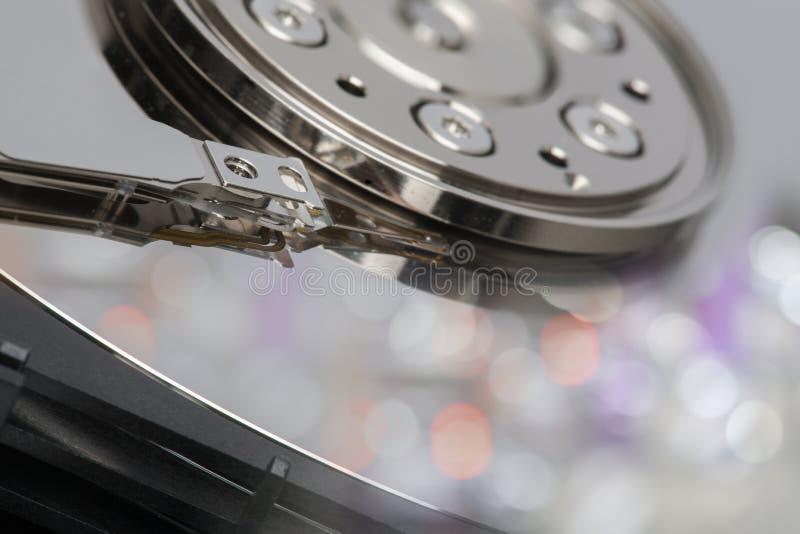 Zbliżenie wśrodku Ciężkiej przejażdżki dane bezpieczeństwa pojęcia zdjęcie royalty free