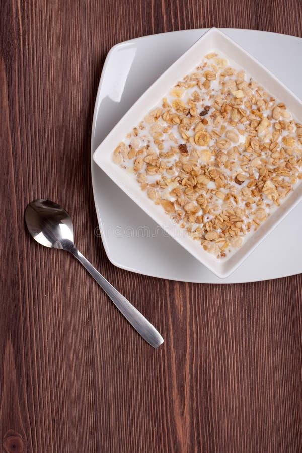 Zboża Śniadanie zdjęcie royalty free