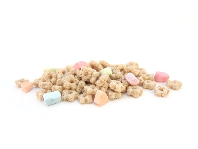 zboże żartuje marshmallow zdjęcia stock