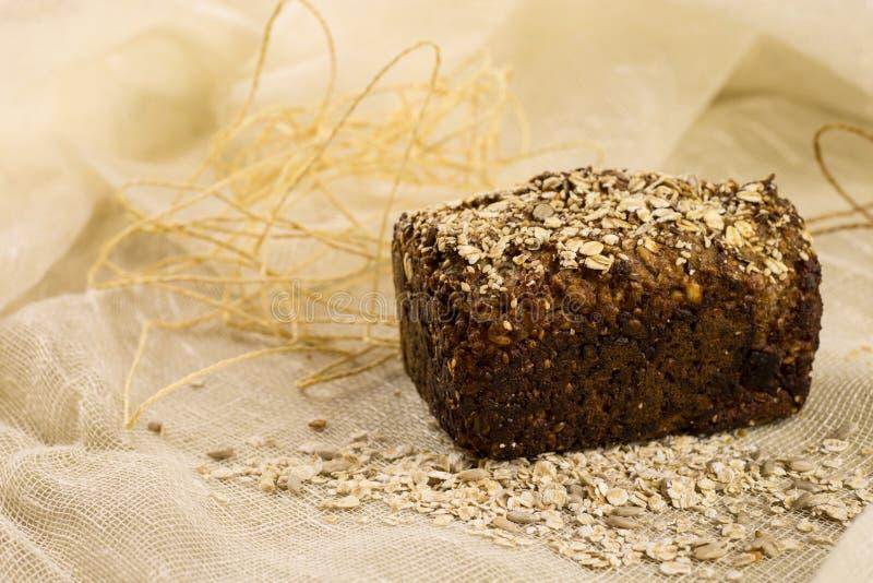 Zbożowy chleb obrazy stock