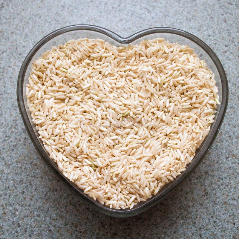 zbożowy ryżowy cały obrazy stock
