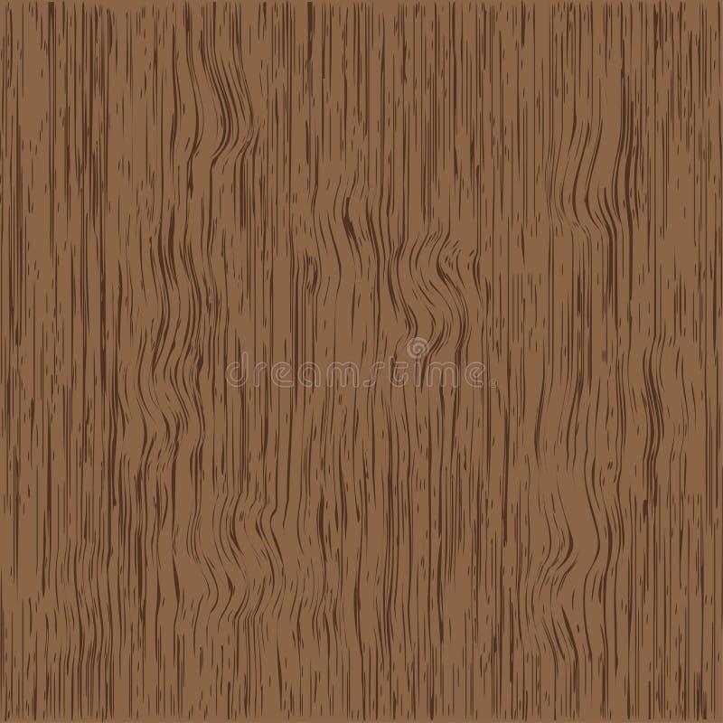 zbożowy tła drewna ilustracja wektor