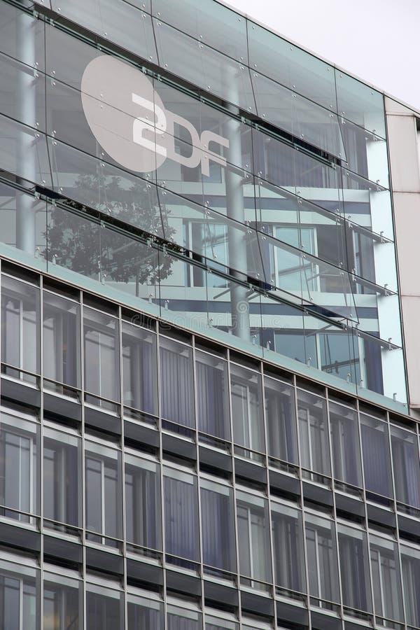 ZDF Hamburgo fotos de archivo libres de regalías