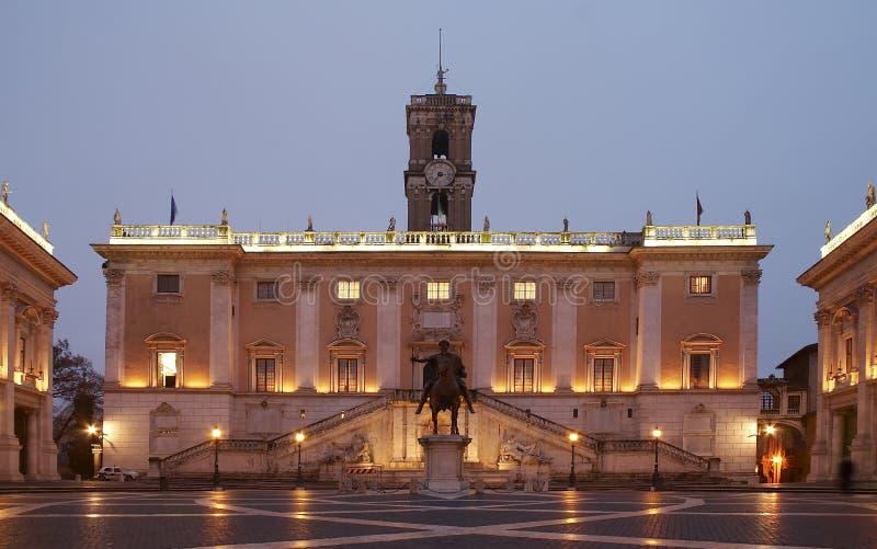 zdjęcia capitoline muzeum akcje Rzymu fotografia stock
