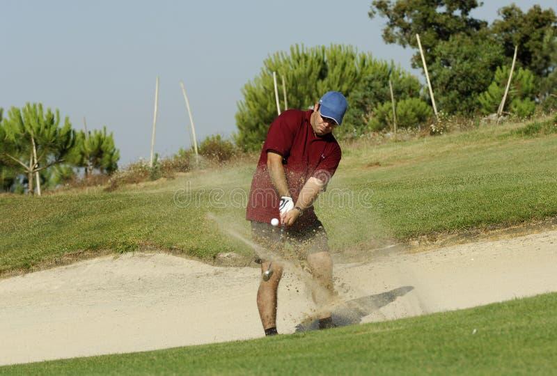 zdjęcie do golfa zdjęcie stock