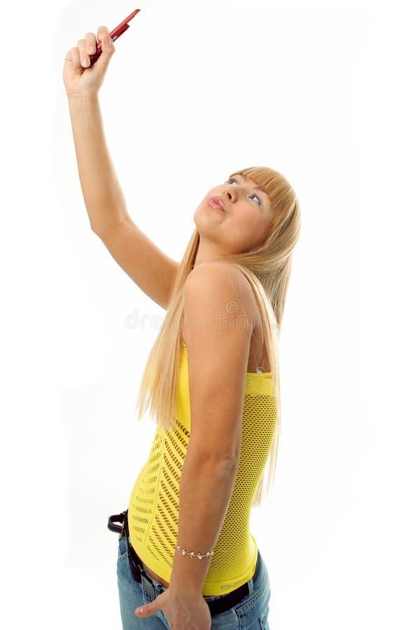 zdjęcie kobiety zdjęcia stock