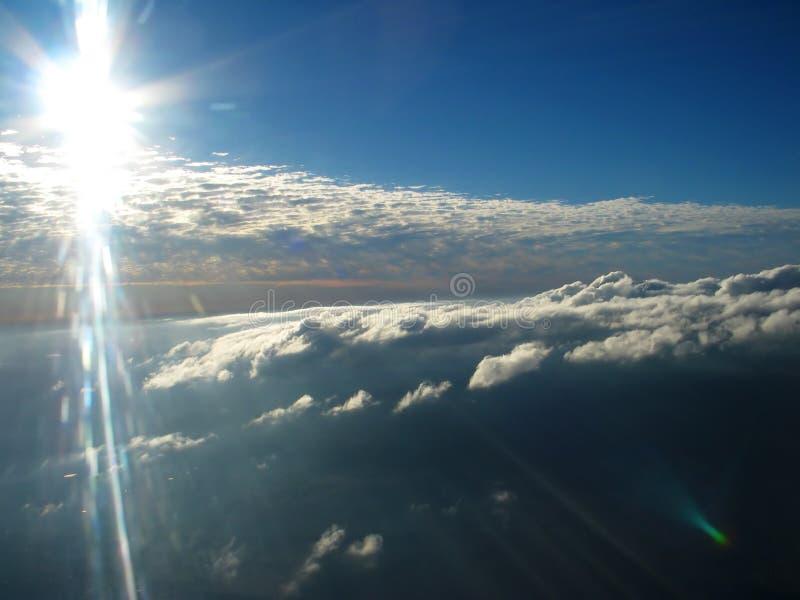 zdjęcie lotniczej obrazy stock