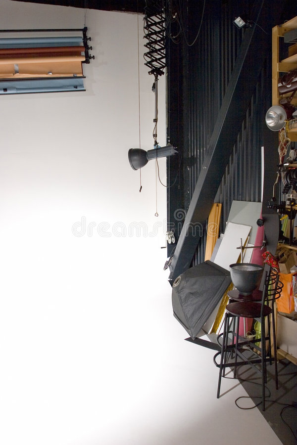 zdjęcie zawodowca studio zdjęcie stock