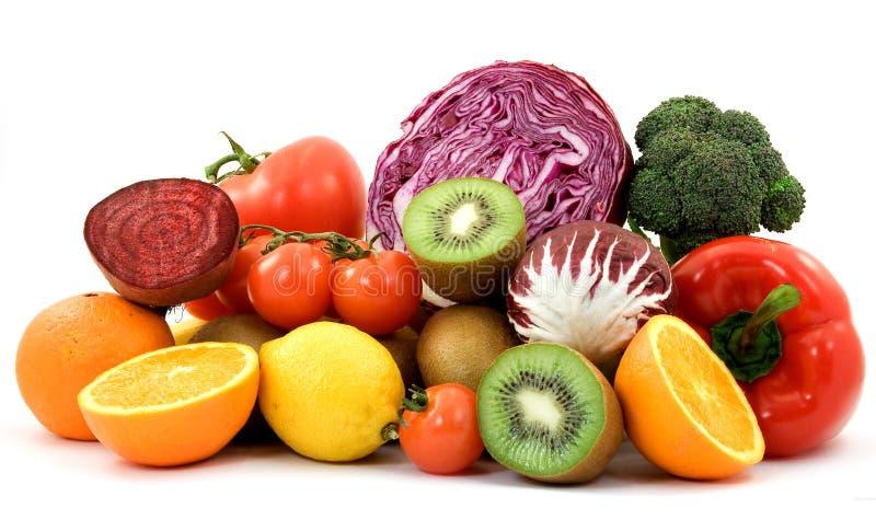 zdrowa żywność zdjęcie stock
