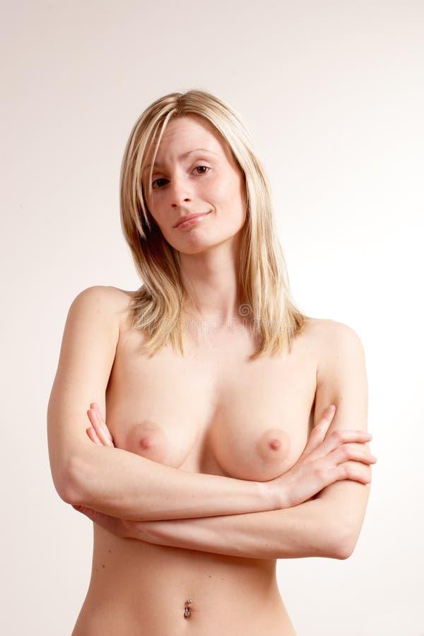 Download Zdrowa naga kobieta losowa zdjęcie stock. Obraz złożonej z relaksuje - 140748