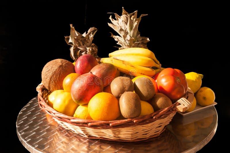 Zdrowa owoc obraz stock