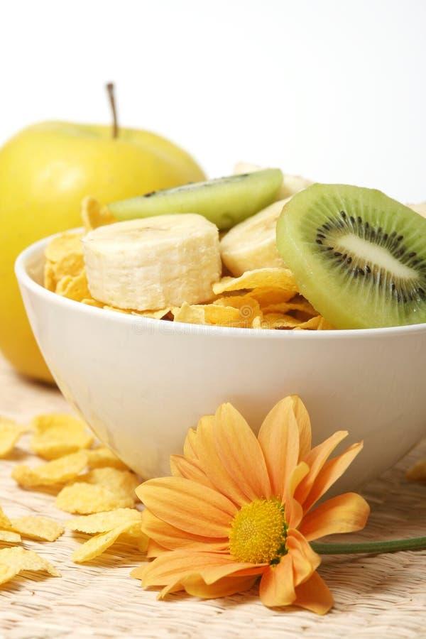 zdrowe śniadanie zdjęcie stock