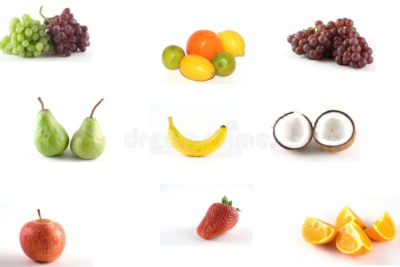 zdrowe owoce fotografia stock