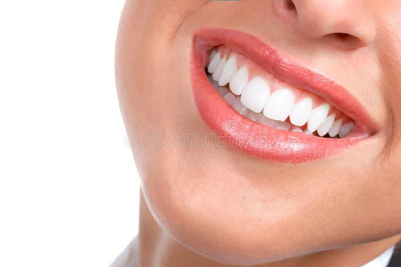 zdrowe zęby zdjęcie royalty free