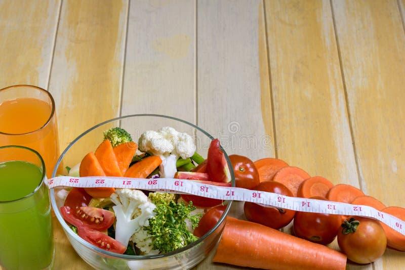 Zdrowi foods są na stole, zdjęcia royalty free