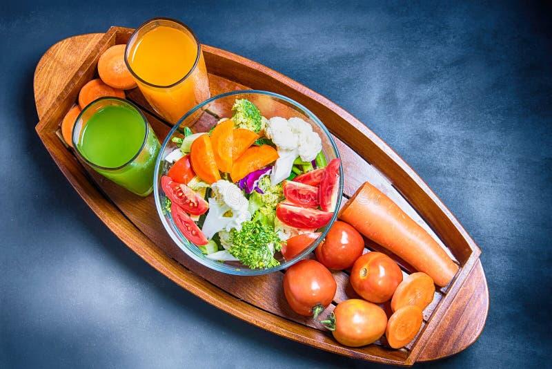 Zdrowi foods są na stole, obrazy royalty free