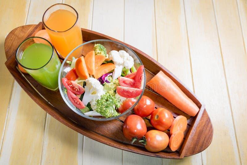 Zdrowi foods są na stole, zdjęcia stock