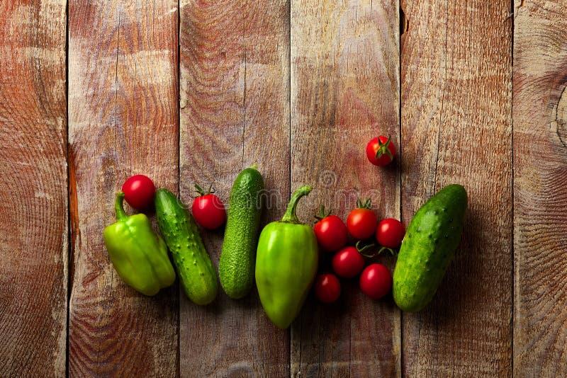 Zdrowi Organicznie Warzywa obrazy stock