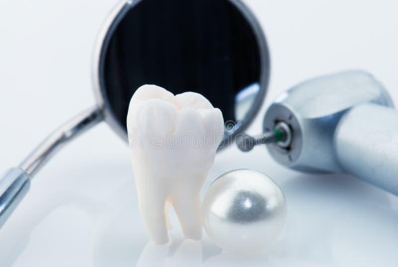 zdrowi pojęcie zęby obraz royalty free