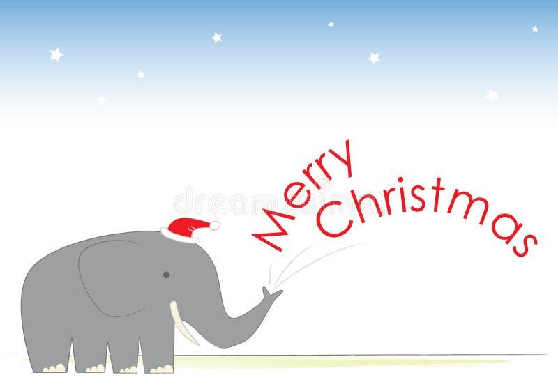 zdrowie święta pana słonia S ilustracja wektor