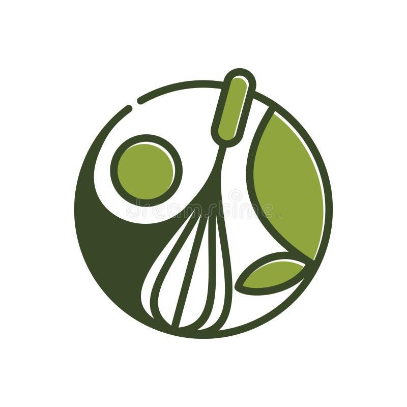 Zdrowie Cook ilustracji